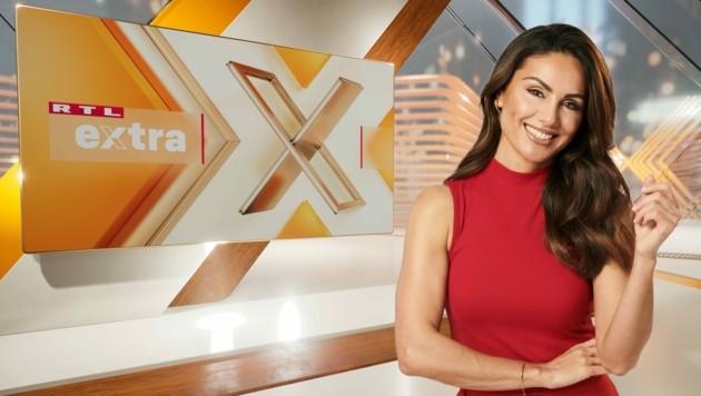 Nazan Eckes ist nach ihrer Auszeit wieder zurück im TV. (Bild: TVNOW / Ruprecht Stempell)