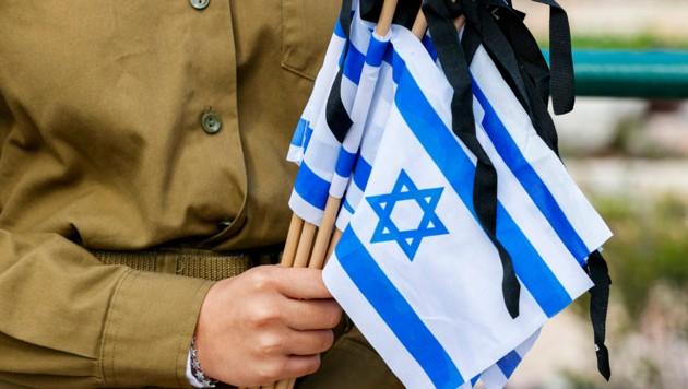 Die Selbstentzündung eines Soldaten hat in Israel Bestürzung ausgelöst. (Bild: AFP)