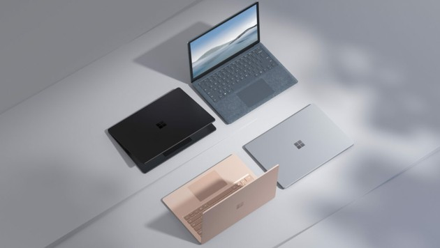 Surface Laptop 4 (Bild: Microsoft)