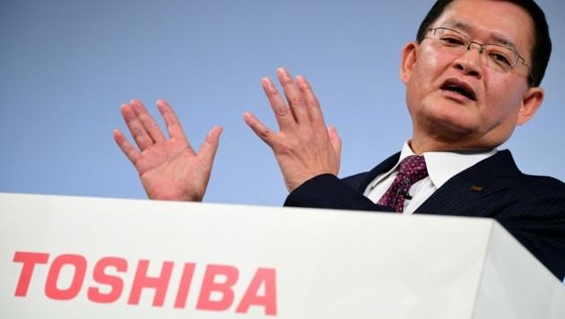 Nobuaki Kurumatani (Bild: AFP)