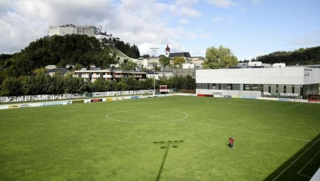 """Stadt-Klub SAK gehörte zu den """"Gründungsvätern"""" des Verbandes. (Bild: Andreas Tröster)"""