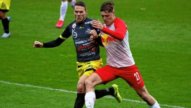 Sturm hat Alexander Prass (r.) im Visier. (Bild: ANDREAS TROESTER)