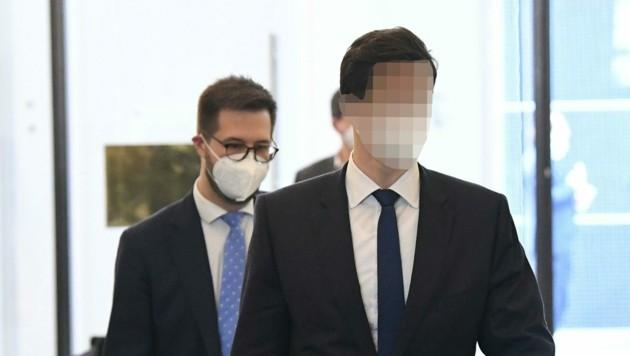 """Die Auskunftsperson war unter Türkis-Blau Kollege des """"Schredderers"""". (Bild: APA/HELMUT FOHRINGER)"""