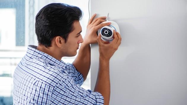 Wollte der Schulleiter tatsächlich seine Kollegen filmen? (Symbolbild) (Bild: ©Elnur - stock.adobe.com)
