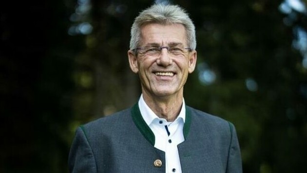 Josef Puchas feiert seinen 60. Geburtstag. (Bild: Schulter Christian)