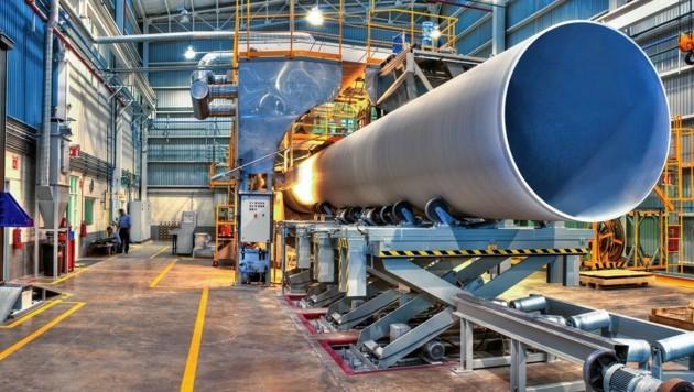 """""""WIG Wietersdorfer Holding GmbH"""" zieht eine positive Geschäftsbilanz für 2020: Der Umsatz ist um 1,9 Prozent auf 720 Millionen Euro gestiegen. (Bild: WIG Holding)"""