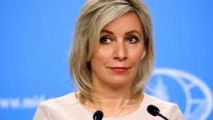 Russlands Ministeriumssprecherin Maria Sacharowa (Bild: AP)