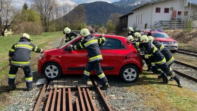 (Bild: Feuerwehr Ferlach)