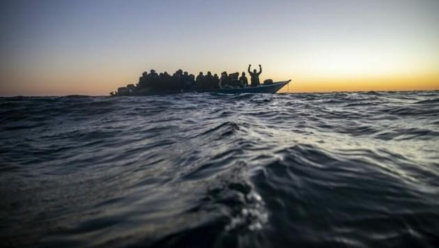 (Bild: AP Photo/Bruno Thevenin (Symbolbild))