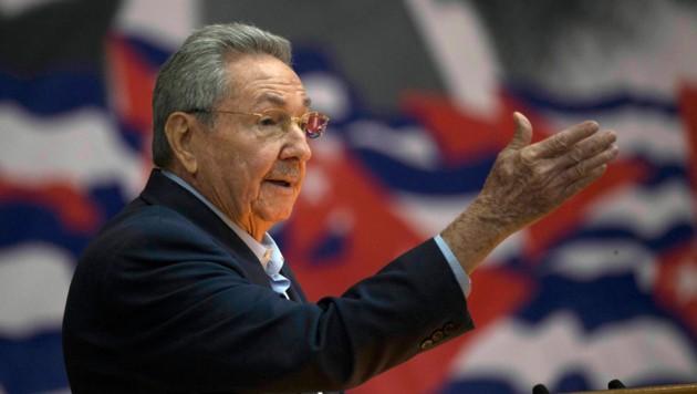 Raul Castro, 89, kämpfte schon in den 1950er-Jahren als Guerillero an der Seite seines Bruders Fidel. (Bild: AP)