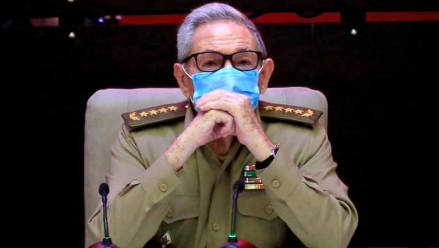 Raul Castro (Bild: AFP)