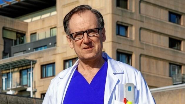 Steirischer Ärztekammer-Präsident Herwig Lindner (Bild: Harry Schiffer Photodesign)