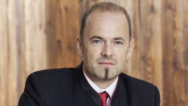 Josef Hechenberger tritt seine 4. Periode als LK-Präsident an. Der nächste politische Schritt wird ihn wohl in die Landesregierung führen. (Bild: Die Fotografen)