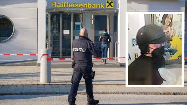 Die Polizei konnte den mutmaßlichen Täter fassen. (Bild: Pressefoto Scharinger/Polizei)