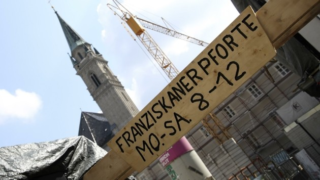 Das UNESCO-Welterbe wird um 11 Millionen Euro saniert (Bild: Tröster Andreas)