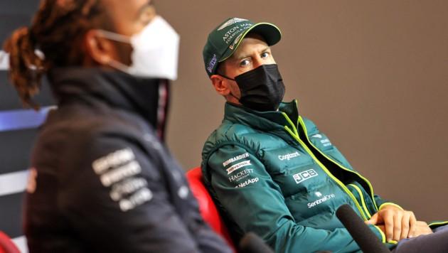 Sebastian Vettel (Bild: APA/AFP/FIA/Handout)
