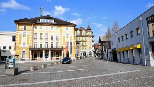 Das Gemeindeamt in Velden wird erst dann umgebaut, wenn Geld vorhanden ist. (Bild: SOBE HERMANN )