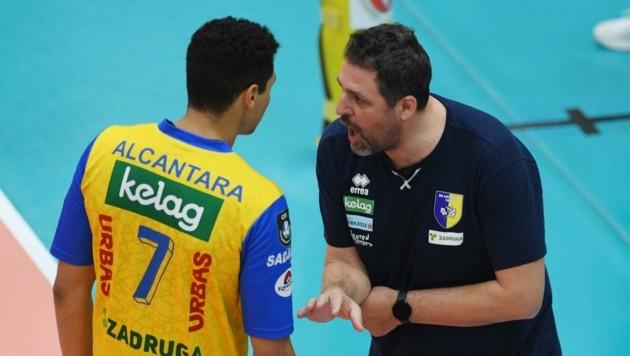 Aich-Trainer Matjaz Hafner ist weg. (Bild: F. Pessentheiner)