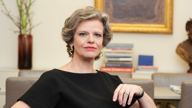 Sabine Haag ist die Generaldirektorin des Kunsthistorischen Museums in Wien. (Bild: zvg/Kunsthistorisches Museum)