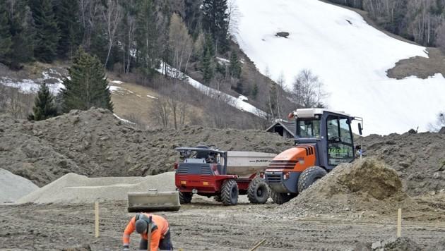 In St. Michael im Lungau sollen 22 Bauparzellen entstehen (Bild: Holitzky Roland)