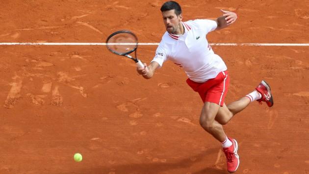 Novak Djokovic (Bild: APA/AFP/Valery HACHE)