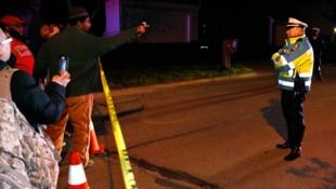 In den USA ist eine schwarze Jugendliche während eines Einsatzes von einem Polizisten erschossen worden. (Bild: AP)