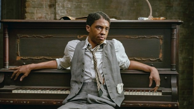"Chadwick Boseman in ""Ma Rainey's Black Bottom"" (Bild: ©Netflix / Everett Collection / picturedesk.com)"