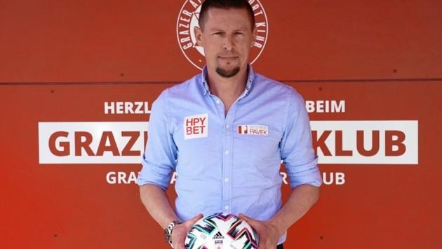 Gernot Plassnegger (Bild: Sepp Pail)