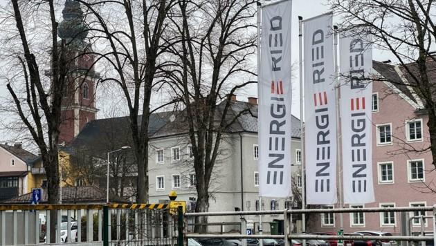 Der Energie Ried weht heftiger Wind der Konkurrenz entgegen (Bild: Wenzel Markus)