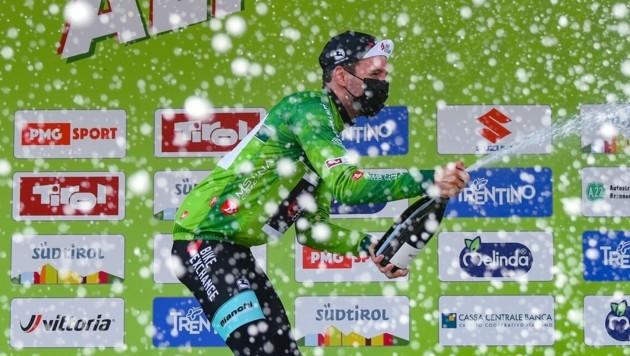 (Bild: Facebook.com/Tour of the Alps)