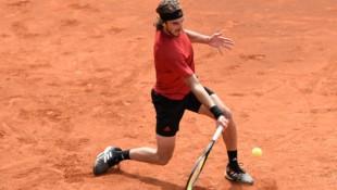 Stefanos Tsitsipas (Bild: AFP/Josep Lago)