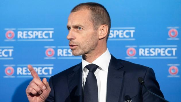(Bild: AFP/UEFA)