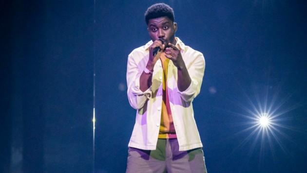 """Fred Owusu gilt als einer der Favoriten von """"Starmania 21"""". (Bild: ORF)"""