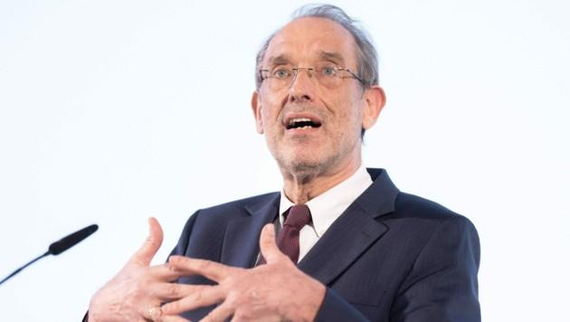 Zweiter Zentralmatura-Termin: Bildungsminister Heinz Faßmann (Bild: APA/Georg Hochmuth)
