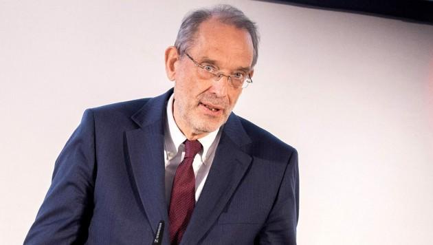 Bildungsminister Faßmann (Bild: APA/Georg Hochmuth)