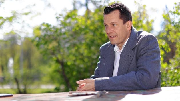 Gesundheitsminister Wolfgang Mückstein (Bild: Peter Tomschi)