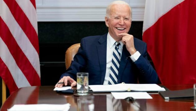 Joe Biden (Bild: AP)