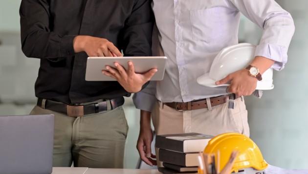 Digitale Bauverfahren können zu einer erheblichen Optimierung der bisherigen Prozesse führen und die Abwicklung von Projekten wesentlich beschleunigen. (Bild: ©bongkarn - stock.adobe.com)