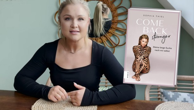 (Bild: Amazon, www.youtube.com/Sophia Thiel, Krone KREATIV)