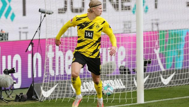 Erling Haaland (Bild: GEPA )