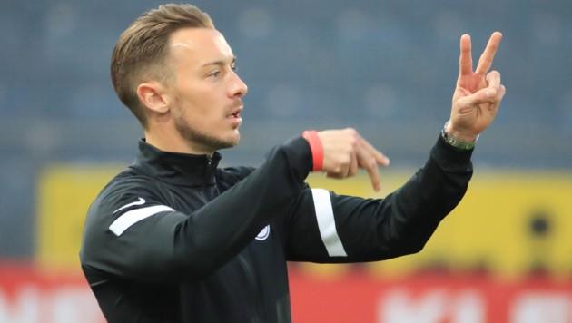 Matthias Jaissle ist Nachfolger von Erfolgstrainer Jesse Marsch. (Bild: GEPA )