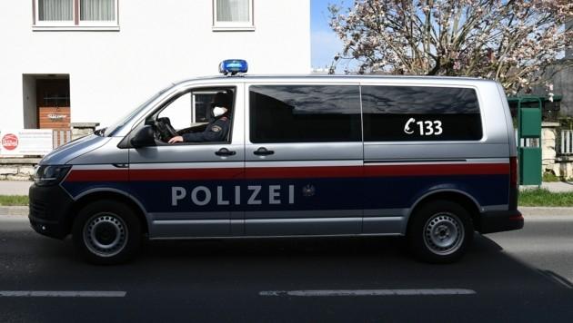 HInweise zu den Tätern bitte an die Polizei (Symbolbild) (Bild: P. Huber)