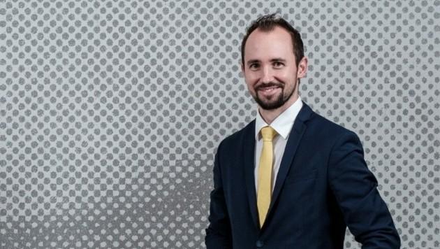 Vorstandsprecher Markus Auer. (Bild: VKB-Bank/Krügl)