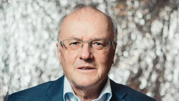 Der renommierte Gerichtspsychiater Reinhard Haller. (Bild: mathis.studio)