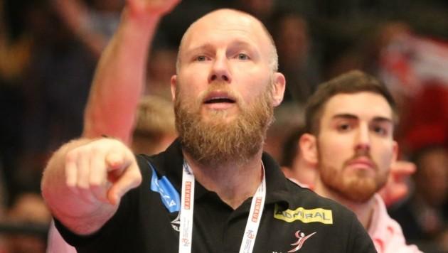 Der in der Steiermark lebende Handball-Teamchef Ales Pajovic (Bild: Gradwohl Gerhard)