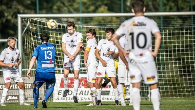 Im Vorarlberger Unterhaus wird voraussichtlich am 19. Juni wieder Meisterschaft gespielt. (Bild: Emanuel Sutterluety)