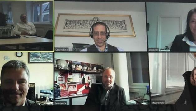Coronabedingt per Videokonferenz fand die erste Sitzung des Gremiums statt. Jetzt können bis Ende Juni Projekte eingereicht werden. Dann wird beraten. (Bild: ZVG)
