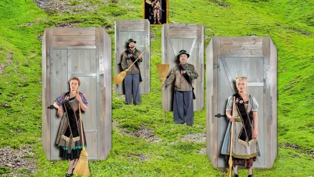 """Mit einer Uraufführung eröffnet das Klagenfurter Ensemble die Nach-Lockdown-Saison: mit der """"Jonke Suite"""". (Bild: klagenfurter ensemble)"""