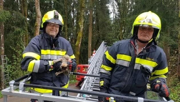 (Bild: Feuerwehr Guttaring)
