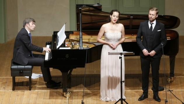 Die Konzerte der Schubertiade locken viele Musikbegeisterte nach Vorarlberg. (Bild: zvg/Schubertiade)